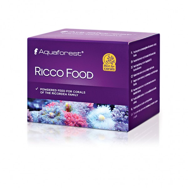 Ricco Food Aquaforest