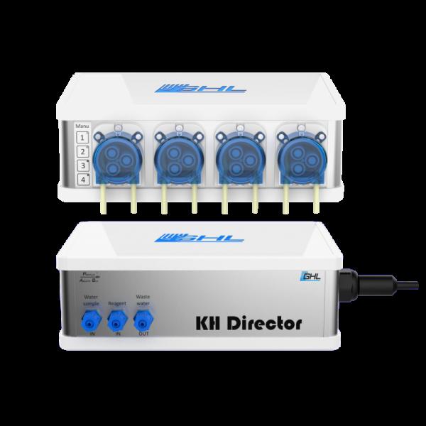 Set KHD + GHL Doser 2.1 Slave 4 Pompes Blanc GHL