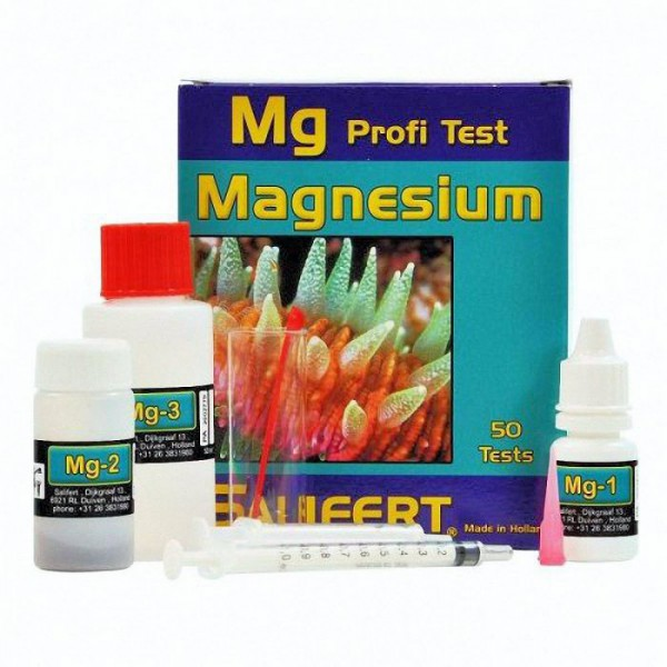 Magnesium Test Kit Salifert