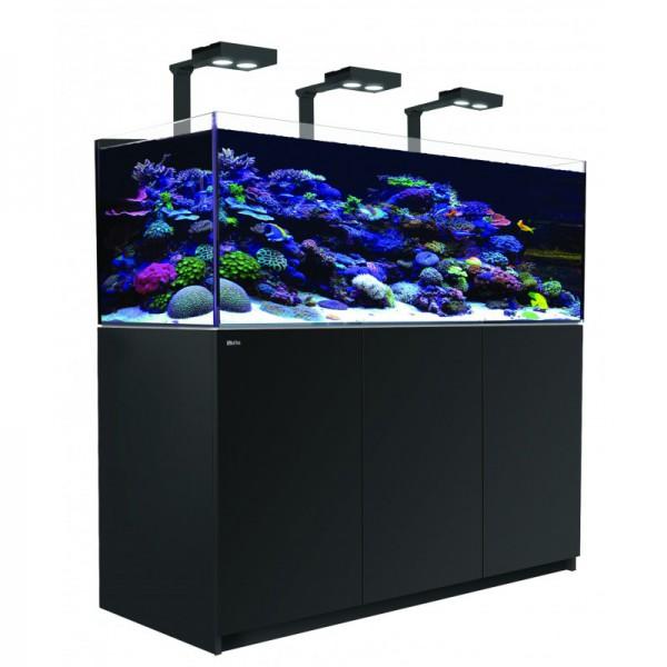 Reefer Deluxe XL 525 Noir (3 Hydra 26 HD et 3 potences) Red Sea