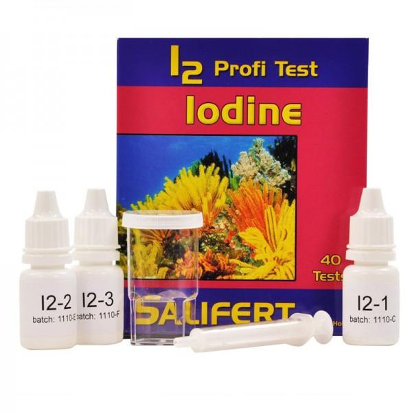 Test Iode Salifert