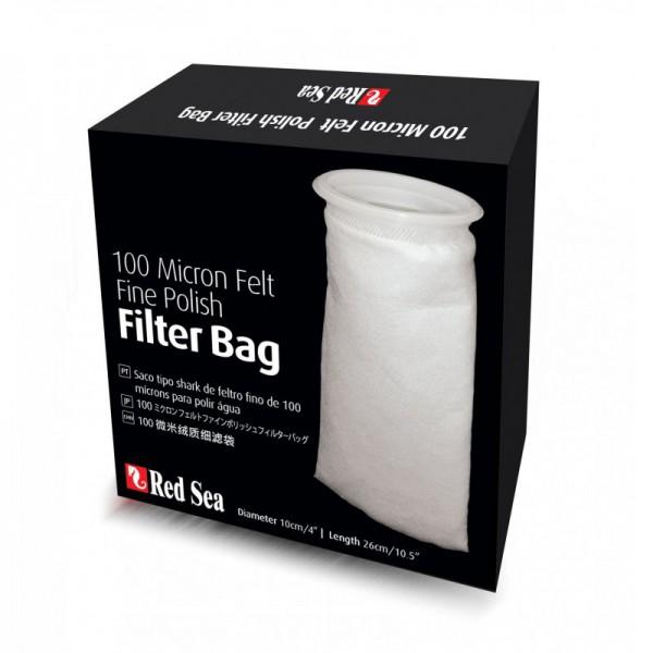 Micron bag feutre extra fin 100u 100 x 260 Red Sea