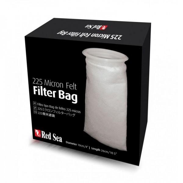 Micron bag feutre 225u 100 x 260 Red Sea