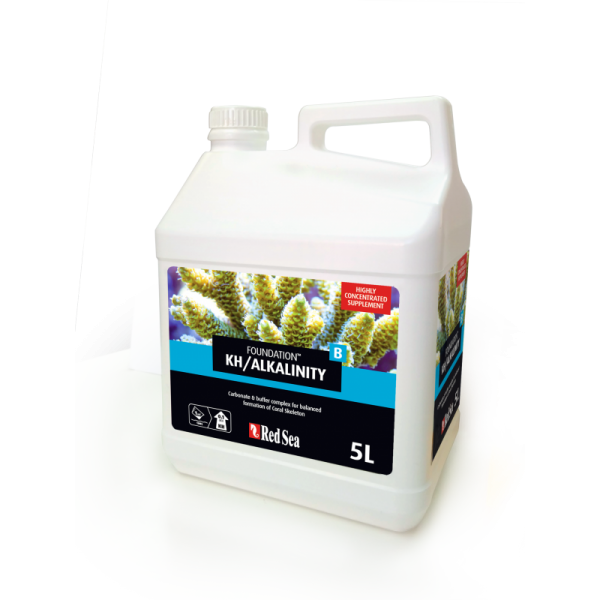 Foundation KH/Alkalinity (KH) - 5 L Red Sea