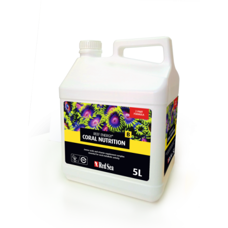 Coral Nutrition - Reef Energy B -5L Red Sea