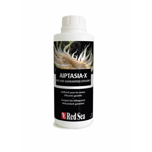 Aiptasia-X - 500 ml - recharge sans applicateur Red Sea
