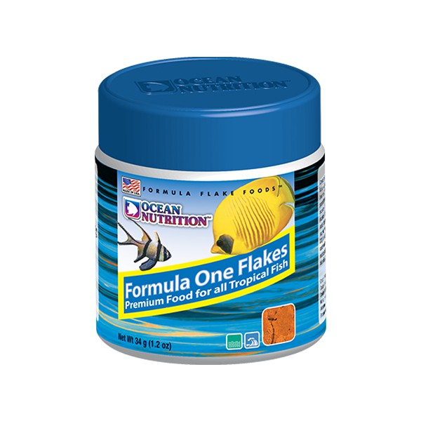 Formula One Flake Ocean Nutrition