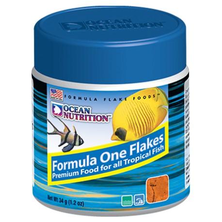 Formula One Flake Ocean Nutrition
