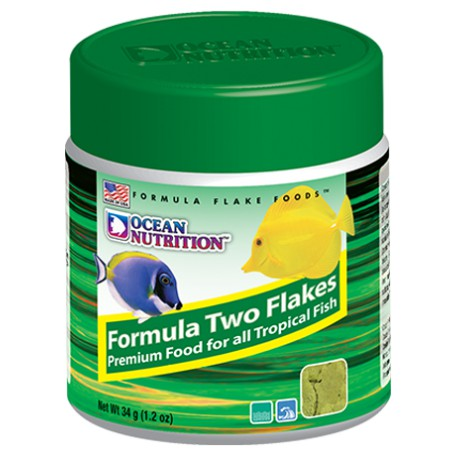 Formula Two Flake Ocean Nutrition
