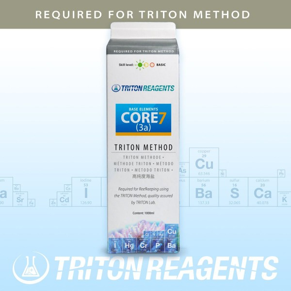Base Elements CORE 7 (3A) Triton Lab