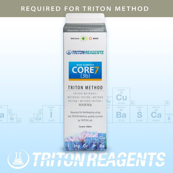 Base Elements CORE 7 (3B) Triton Lab