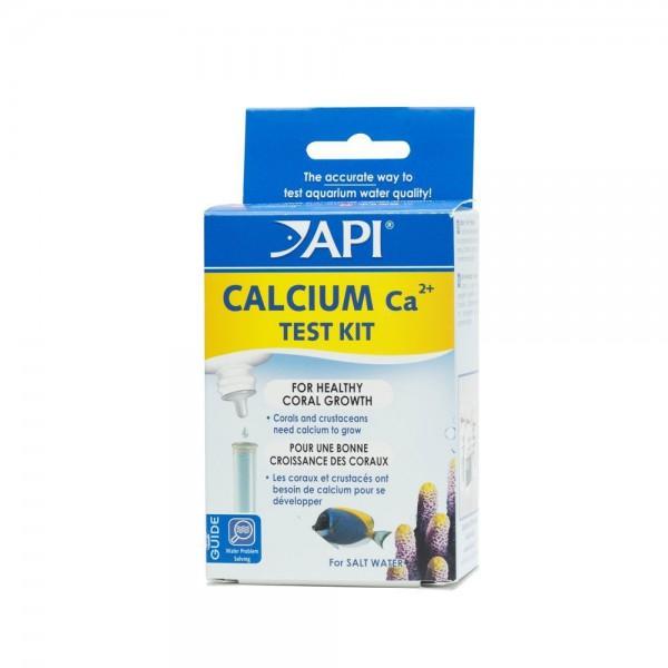 Test Calcium API