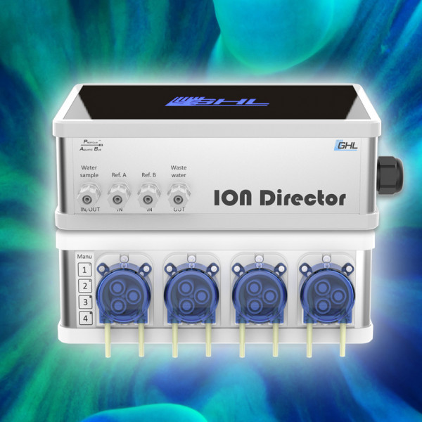 Ion Director + Doser 2.1 Standalone 4 Cannaux GHL