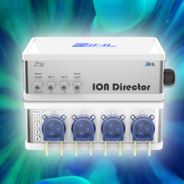 Ion Director + Doser 2.1 Standalone 4 Cannaux Blanc GHL