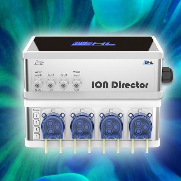 Ion Director + Doser 2.1 Slave 4 Cannaux Noir GHL