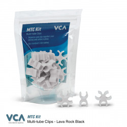 Multi Tube Clips Seafoam White VCA