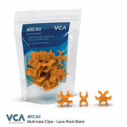 Multi Tube Clips Yuma Orange VCA