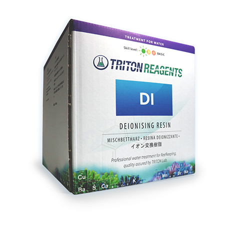 DI 5000ml -Résine déionisante Triton Lab