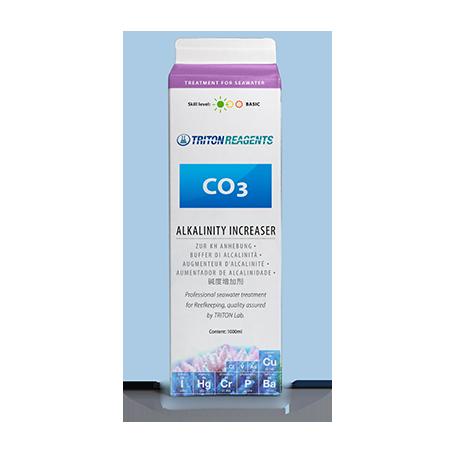 CO3 1000ml - Complément KH Triton Lab