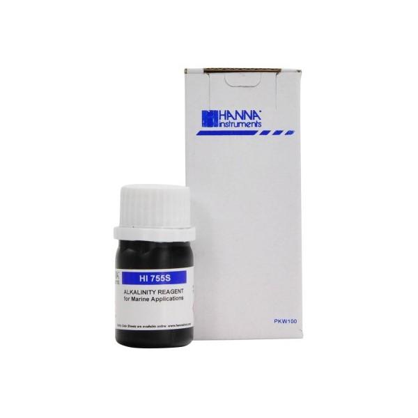 HI755-26 Réactif Mini-photomètre Checker HC Alcalinité