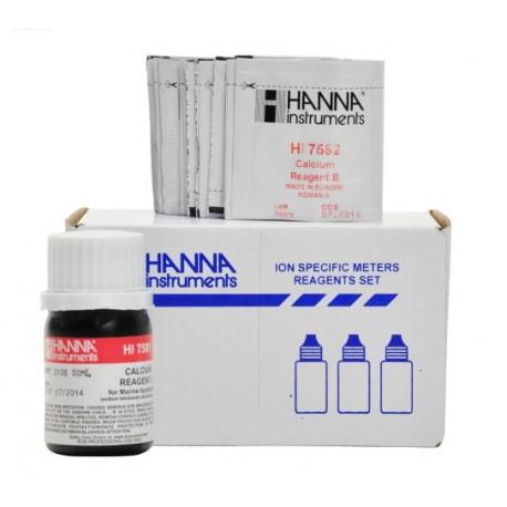 HI758-26 Réactifs Mini-photomètre Checker HC Calcium Hanna