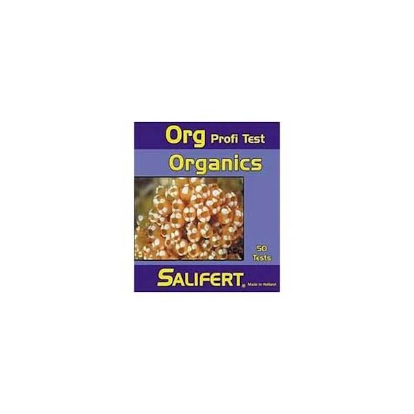 Test Organics Salifert