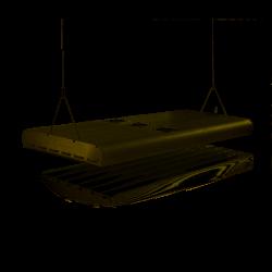 ATI - Powermodule Hybrid 2x75w LED + 4x39w T5
