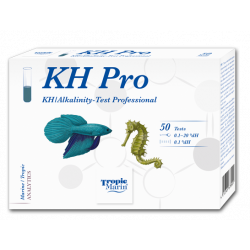 TROPIC MARIN - Test kH PRO (Alcalinité)