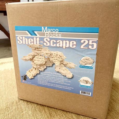 MARCOROCKS - MarcoRock Shelf Scape 25