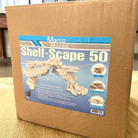 MARCOROCKS - MarcoRock Shelf Scape 50