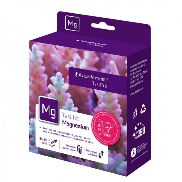 Test Magnésium Aquaforest
