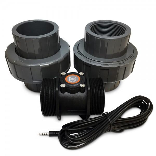 """Flow Sensor 62mm (2"""") Neptune"""