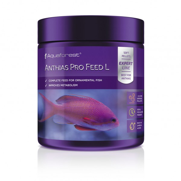 Anthias Pro Feed L Aquaforest