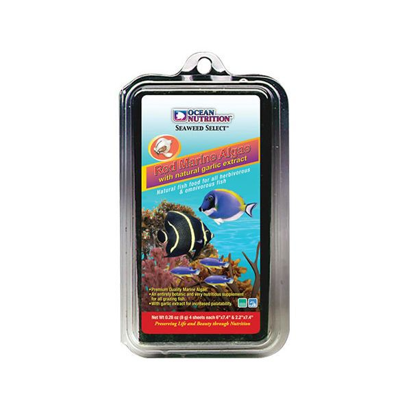 Algues Marine Rouge 20gr (Clips Gratuit) Ocean Nutrition