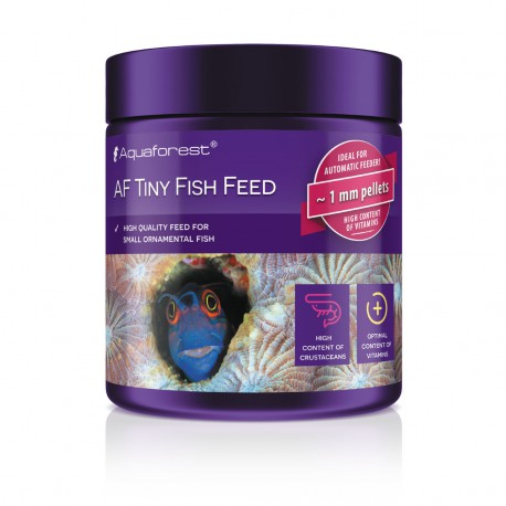 AF Tiny Fish Feed Aquaforest