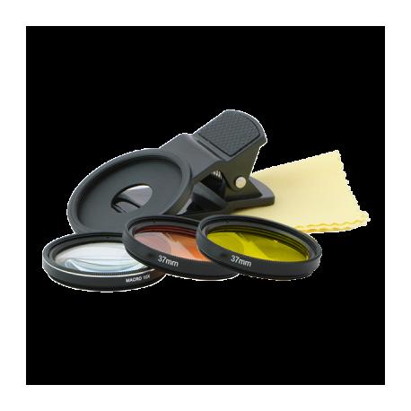 Coral Colour Lens DD Solution